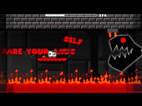 Geometry Dash 2.0 - Battle Of The Dead *PREVIEW* - By CreepyDash (me)