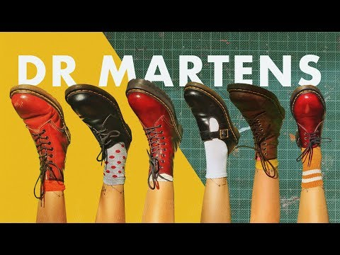 Dr Martens Collection | How to Style Docs