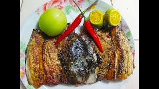 Daing na Bangus (Marinated Milk Fish) Recipe