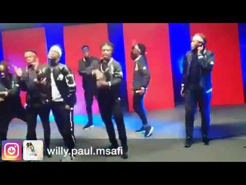 WILLY PAUL - DIGIRI (Behind The Scene) Part 1