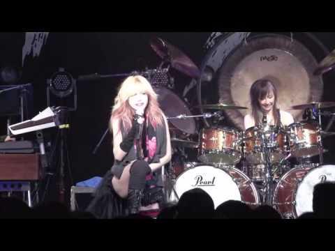 SHOW-YA HARDEST ROCK LIVE-2012