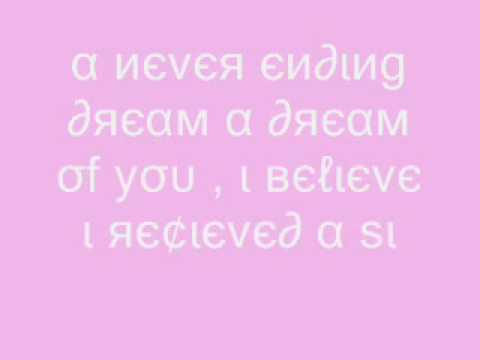 A Neverending Dream - Cascada - With Lyrics ♥