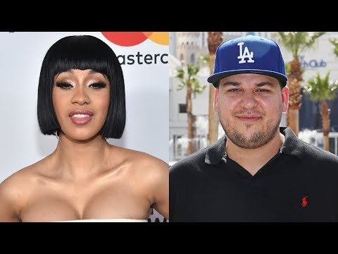 Fans Think Cardi B FLIRTED With Rob Kardashian After She Did This