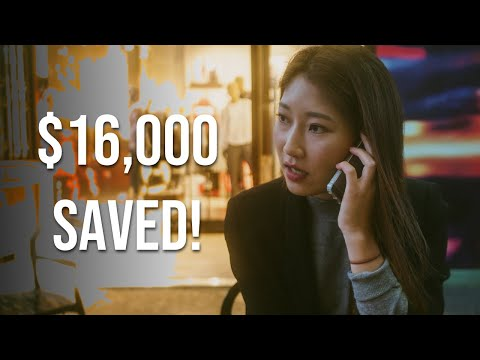 We Saved A Woman From Losing $16k To Scammers!