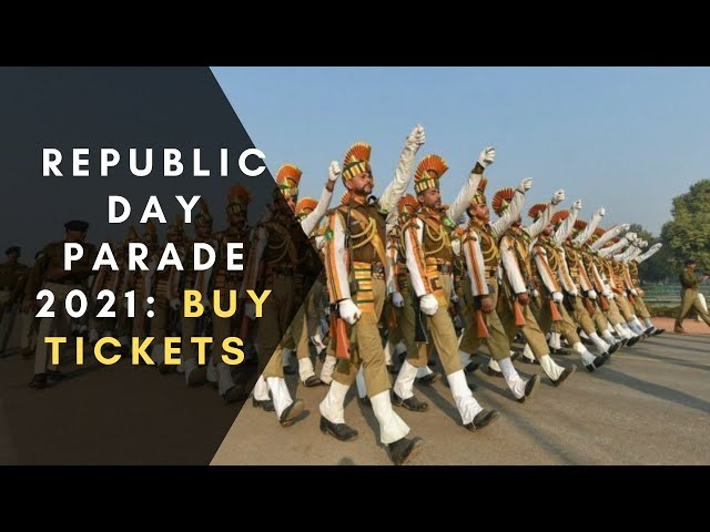Republic Day Parade 2021: Where and how to buy Republic Day Parade Tickets