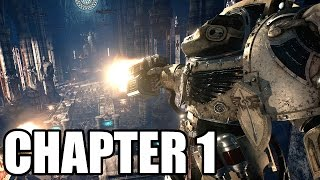 SPACE HULK: Deathwing - Chapter 1 - Gameplay Walkthrough / No Commentary