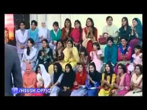 Saba Qamar funny scene with Kingkong   Hum sub umeed sey hain   Youtube