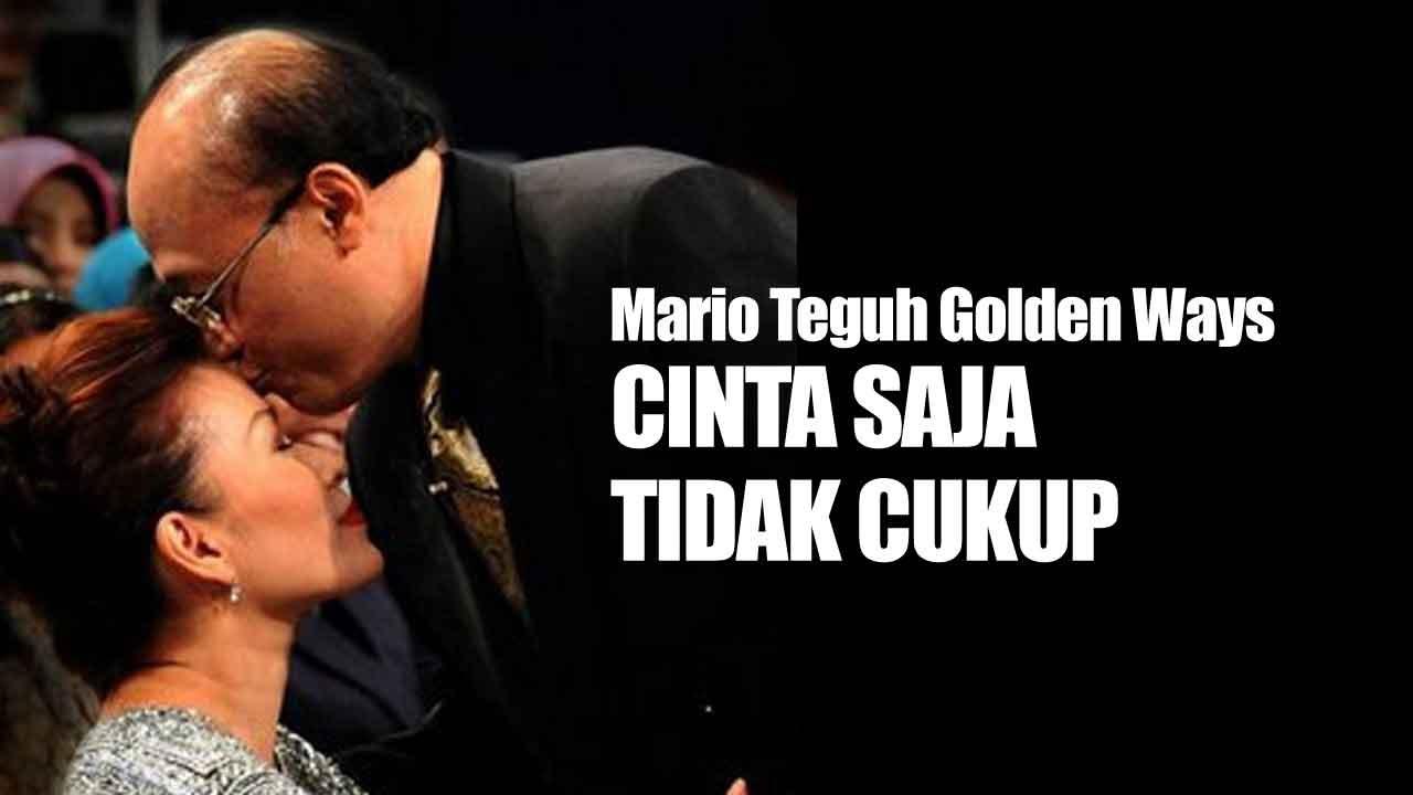 mario teguh golden ways mtgw terbaru 2014   cinta saja