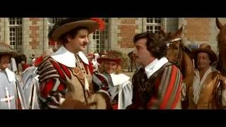Три мушкетёра ( 1961) 1 серия - Подвески королевы - HD
