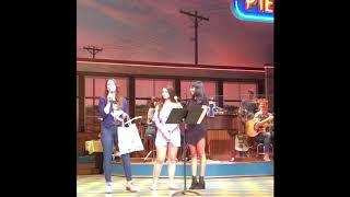 Waitress karaoke with Sara Bareilles