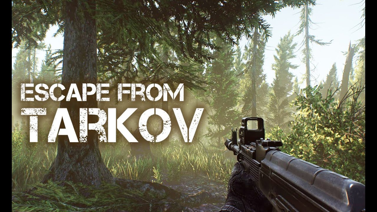 Escape From Tarkov - 1 Aylık