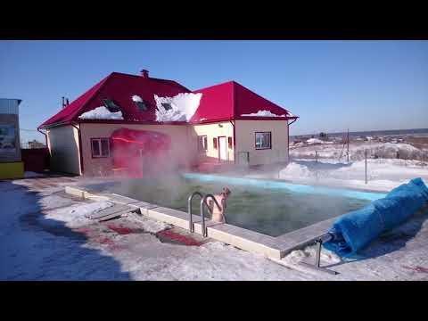 Шадринск горячий источник