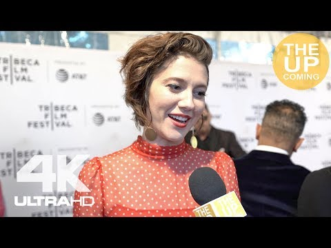 Mary Elizabeth Winstead interview on All About Nina, Gemini Man, Ewan McGregor at Tribeca premiere