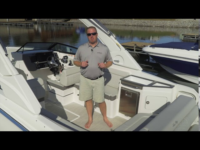 2021 SDX 290 Outboard Product Walk through