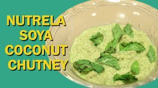 Soya Coconut Chutney | Tasty Coconut Chutney | सोया नारियल की चटनी | South Indian Chutney | Food Tak