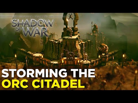 Middle-earth: Shadow of War is like Shadow of Mordor but more