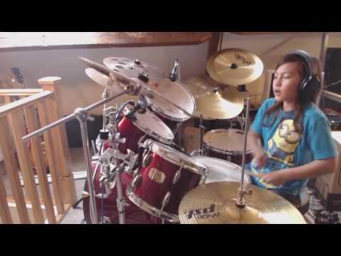 Green Day - Bang Bang (drum cover)