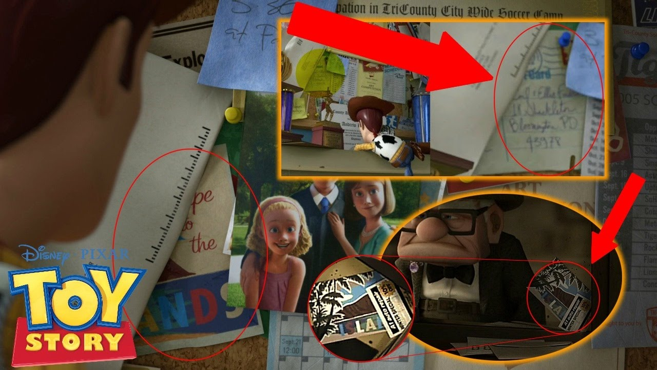 subliminal Toy in disney messages story