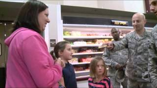 Barksdale First Sergeants Perform Random Acts of Kindness