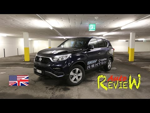 2018 SsangYong Rexton Sapphire 2.2l Turbo Diesel | Auto Review | Episode 99 [ENG]