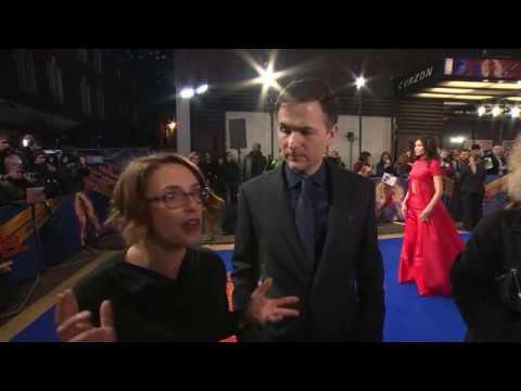 Captain Marvel: Directors Anna Boden & Ryan Fleck Red Carpet Premiere Interview