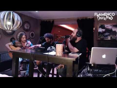 NANI CORTÉS en directo La Tribu Bohemia | Flamenco Bohemio