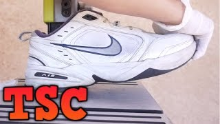 How Comfortable Is The Most Popular Dad Shoe ? The Nike Air Monarch