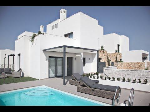 Lekre Villaer 'Eivissa' i Ciudad Quesada - ID 12143