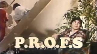 P.R.O.F.S. (1985) Trailer Argentino
