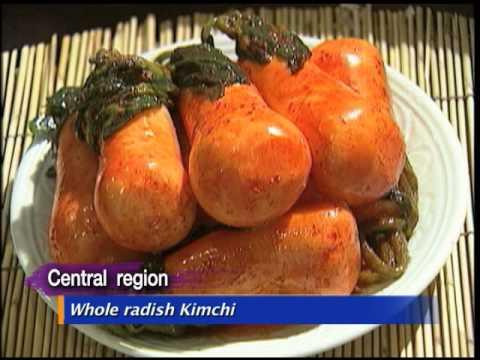 Window on Korean Culture :4  Kimchi