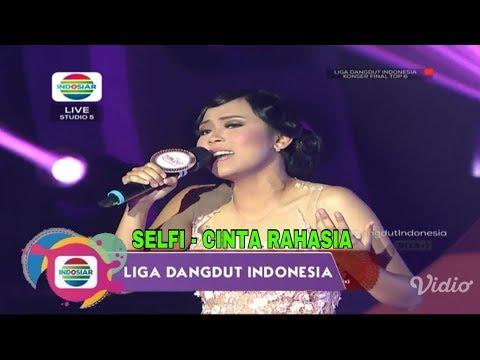 Selfi (Sulawesi Selatan) - Cinta Rahasia   Top 6 Group 2 Show LIDA Liga Dangdut Indosiar