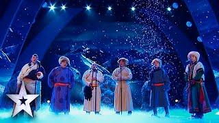 Khusugtun Band Takes Listeners Back To Mongolia | Asia's Got Talent Semis 2