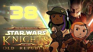 Best Friends Play Star Wars KOTOR (Part 38)