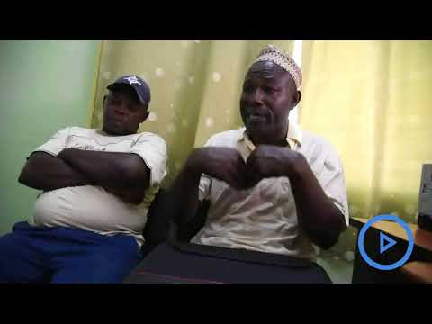 Kenyan sailors tell their story after their vessel broke down in the deep sea