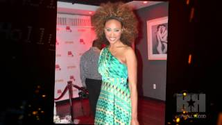 Cynthia Bailey Shuts Down Pregnancy Rumors - HipHollywood.com
