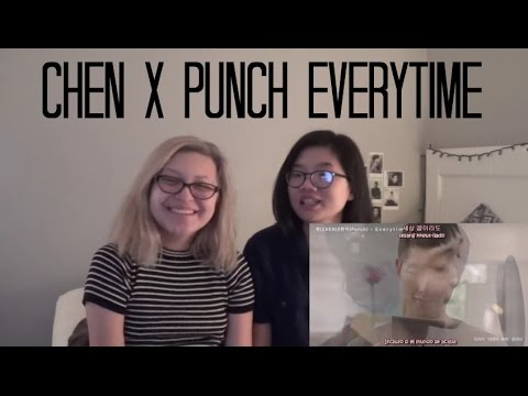 Reaction To CHEN (EXO) & Punch - Everytime MV (Descendant Of The Sun OST)
