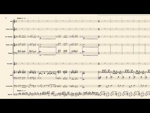 Does Anybody Really Know What Time It Is - Chicago (FULL SCORE SHEET MUSIC)