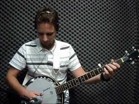 CALLIN' BATON ROUGE with banjo by Gabriel Soledade