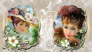 Женские образы с картин художников
