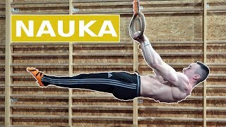 FRONT LEVER - ZRÓB TO !
