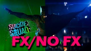 Suicide Squad - before/after FX Mp3