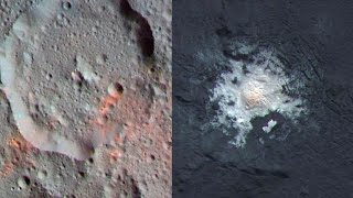 Ceres: Dwarf Planet Full of Mysteries