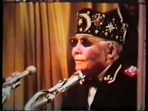 Elijah Muhammad - We cannot sit down! We cannot lay down! We must get up and go to work!