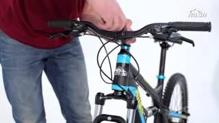 Сборка горного велосипеда(В этом видеоролике Александр Беляков покажет как собирать горный велосипед Rush. Все модели велосипедов..., 2015-04-27T20:13:38.000Z)