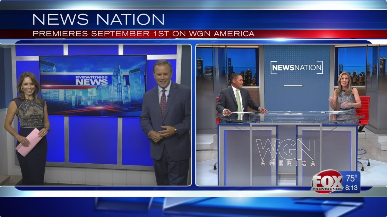 Download News Nation premieres Sept. 1 on WGN America