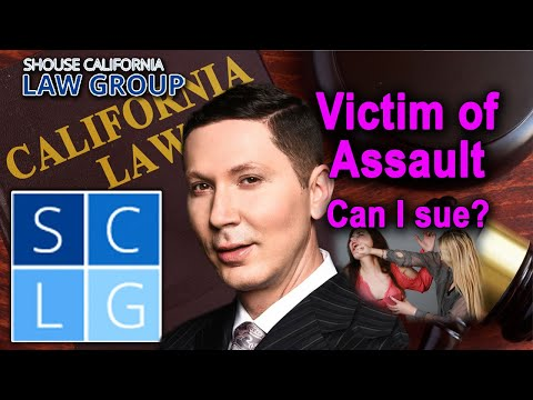 Victim of assault & battery? Hit back with a lawsuit!