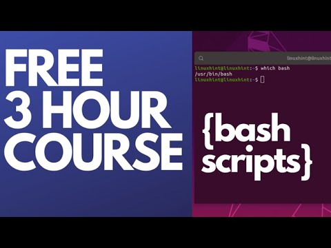 Bash Scripting Full
