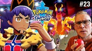 GIGANTAMAX CHARIZARD ! WALKA O TYTUŁ CZEMPIONA !   (Pokemon Sword, odc. 23)