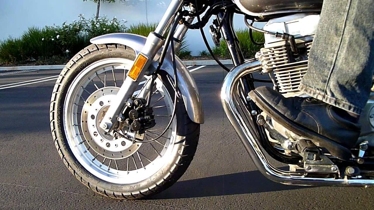 1986 Honda CMX 450 Rebel.MOV   YouTube