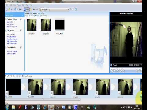 how to make a muzzle flash in windows movie maker youtube